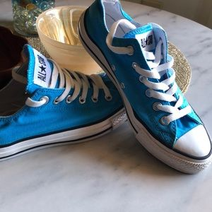 Converse All-Stars Turquoise blue